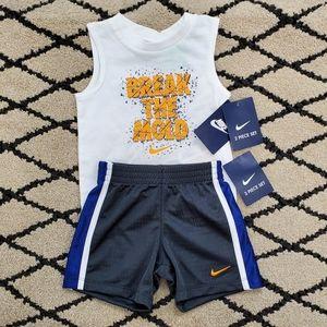 "Nike ""Break The Mold"" Baby 2 Piece Set"